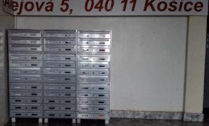 P.O. Box Alejová